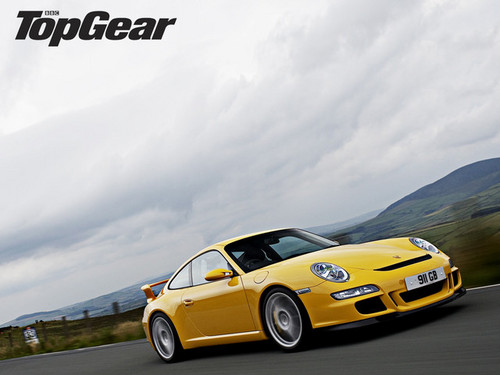 Top Gear wallpaper entitled Top Gearrr!