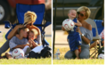 Victoria adn her sons - victoria-beckham photo