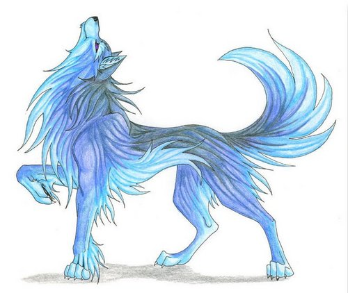 WOLVES!!! X3