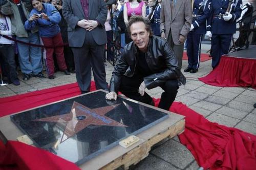 William Fichtner Walk Of Fame star, sterne