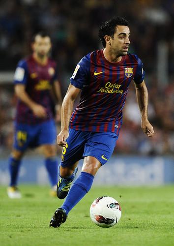 Xavi (Barcelona - Osasuna)