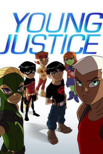 adorable Young Justice