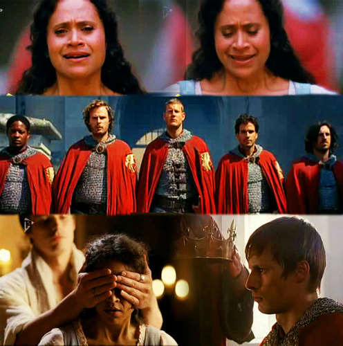arwen and the knights woohooo