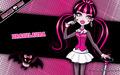 draculaura - monster-high-girls wallpaper
