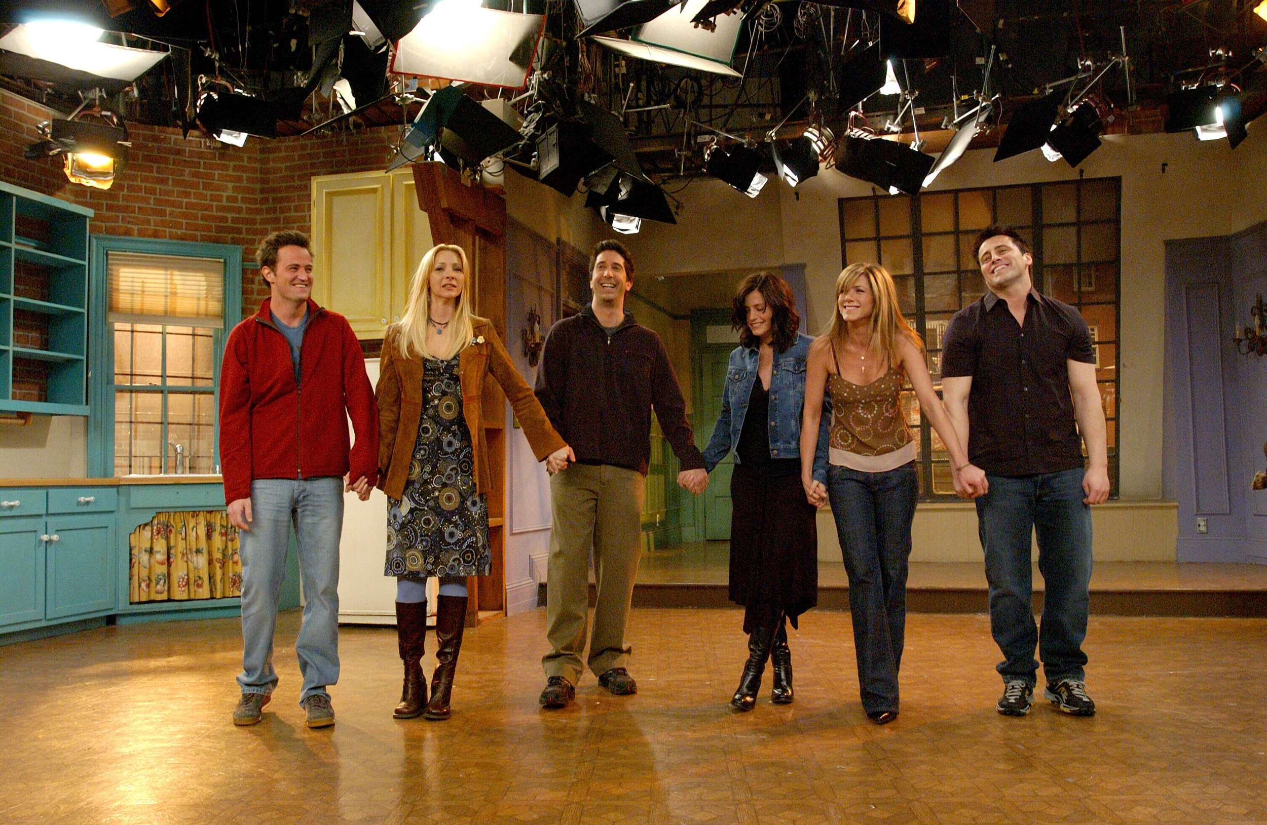 friends the end - Friends Photo (25448867) - Fanpop