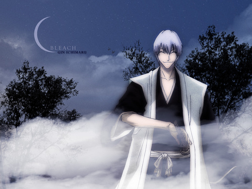 Ichimaru gin wallpaper entitled gin