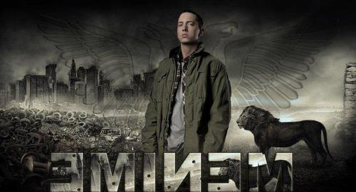 god of hip hop ...........eminem