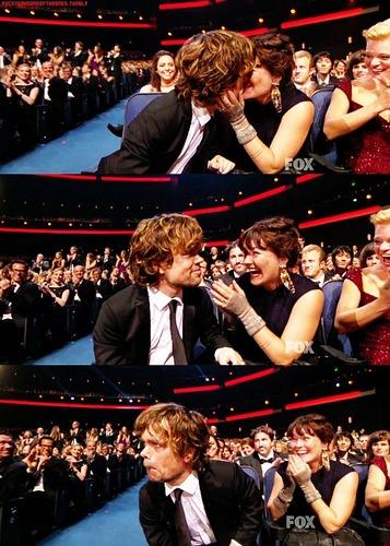 Peter Dinklage @ 2011 Emmy Awards