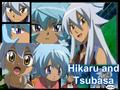 hikaru and tsubasa