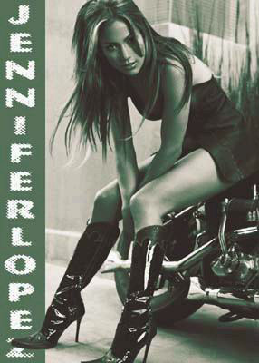 Jennifer Lopez wallpaper possibly with a hip boot entitled jennifer lopez poster