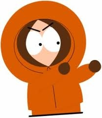 Kenny McCormick- South Park 壁纸 possibly containing a high hat 钹 called kenny