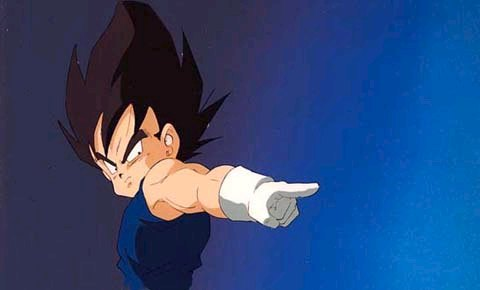 kid vegeta - dragon-ball-z Photo