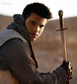 knight - taylor-lautner fan art
