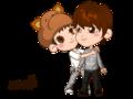 kyuhyun&zhou mi