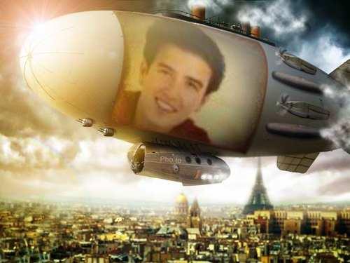 logan-airship over paris