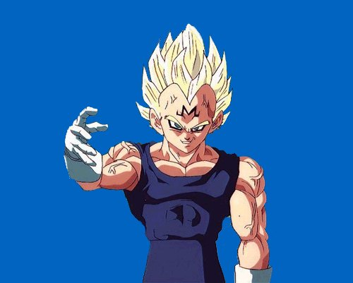 Dragon Ball Majin Vegeta Dragon Ball z Majin Vegeta