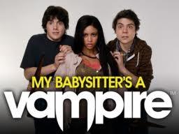 my babysitter a vampire