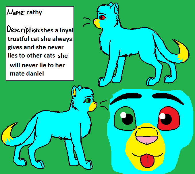 my warrior cats ref sheet - Make Your Own Warrior Cat! Fan