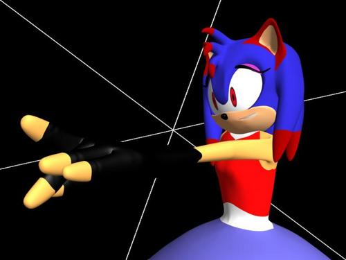 shappire in 3d - ilovesonic47873 Screencap