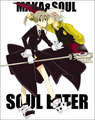 soul x maka  - soul-eater-and-maka-alburn photo