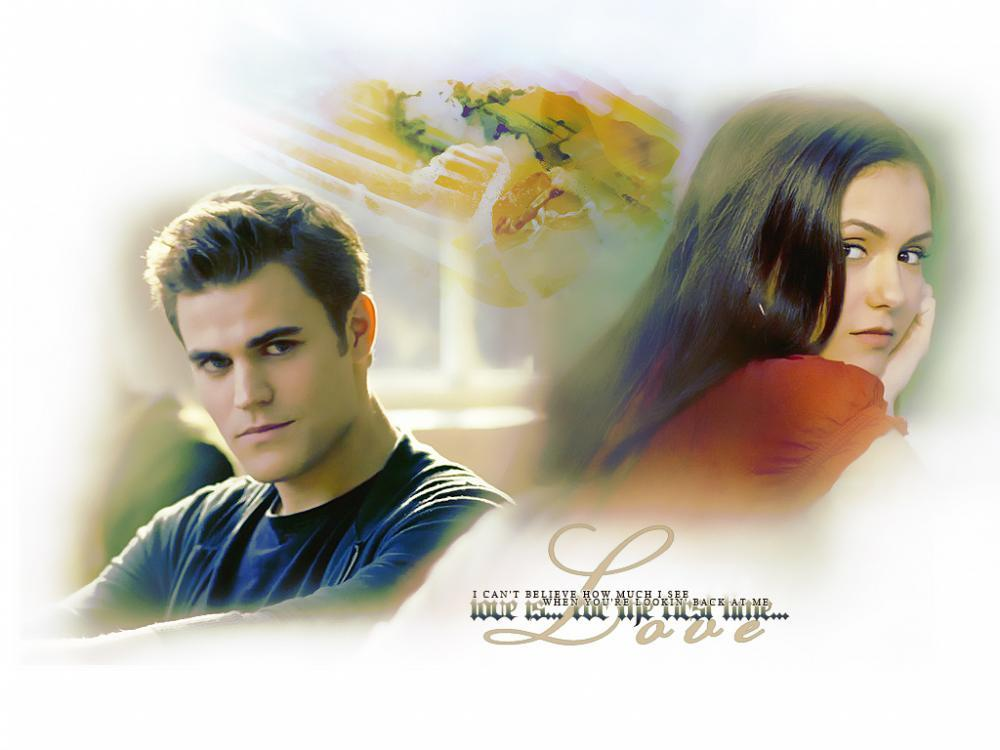 Stefan & Elena images stelena HD wallpaper and background ...