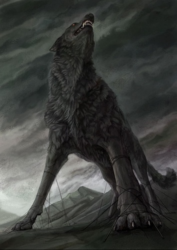 the bad serigala, wolf