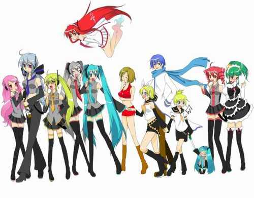vocaloid family