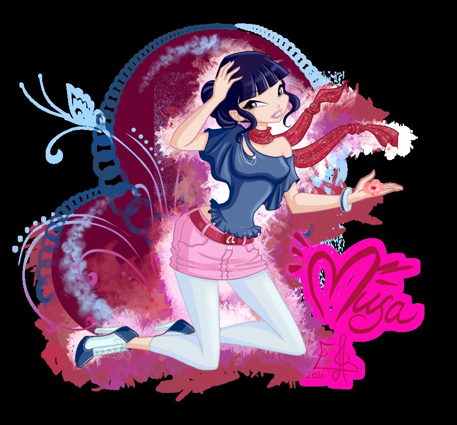 Игра Зайка спасает мир и арты девочек винкс!