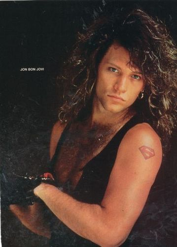 Bon Jovi Hintergrund probably containing skin and a portrait titled ▲Bon Jovi▲