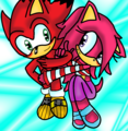 ~Tronic and Klaris~ - clank-the-hedgehog photo