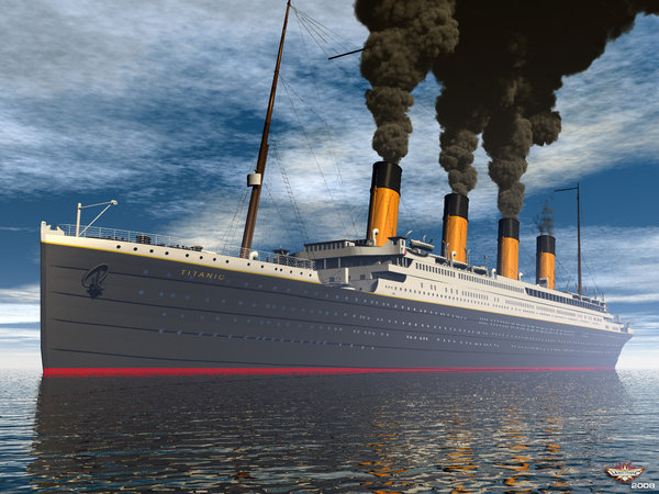 R M S Titanic Images 3d Titanic Wallpaper And Background