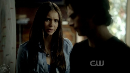 3x02 The Hybrid - nina-dobrev Screencap