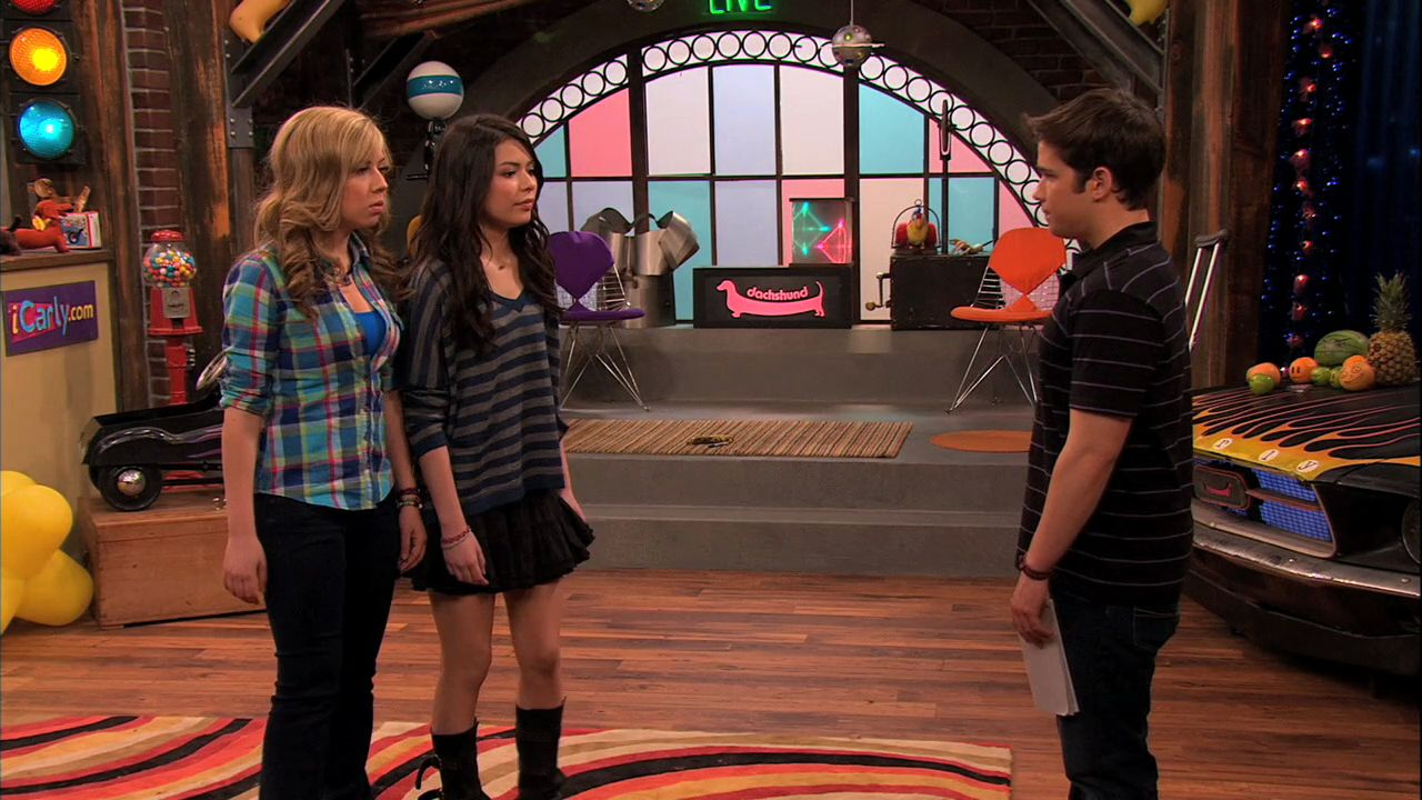 5x03 - iCan't Take It - iCarly Image (25565948) - Fanpop ...