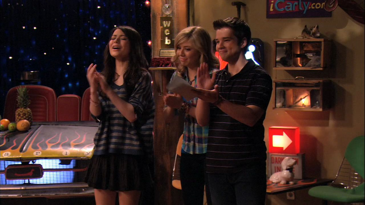 5x03 - iCan't Take It - iCarly Image (25566145) - Fanpop