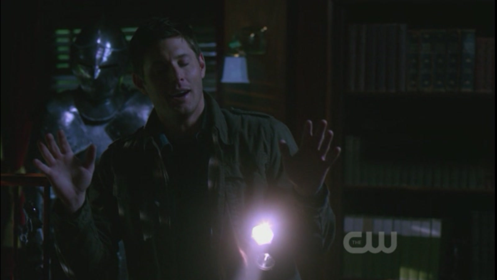 supernatural meet the new boss online Watch supernatural season 7 episode 1 - castiel does not kill sam, dean and bobby, but warns them not to interfere in his business assuming his new role as god, castiel sets.