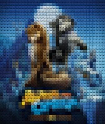 A&O Lego Style