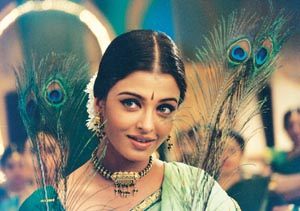 Aishwarya Rai karatasi la kupamba ukuta probably with a portrait entitled Aish