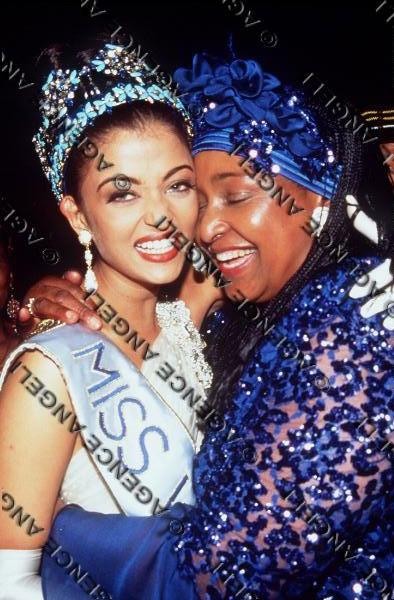 Aishwarya Miss World