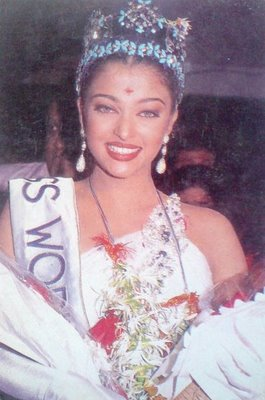 Aishwarya Rai in 1994
