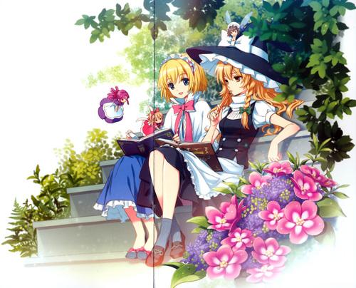 Alice X Marisa