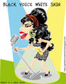 Amy Winehouse  - amy-winehouse fan art