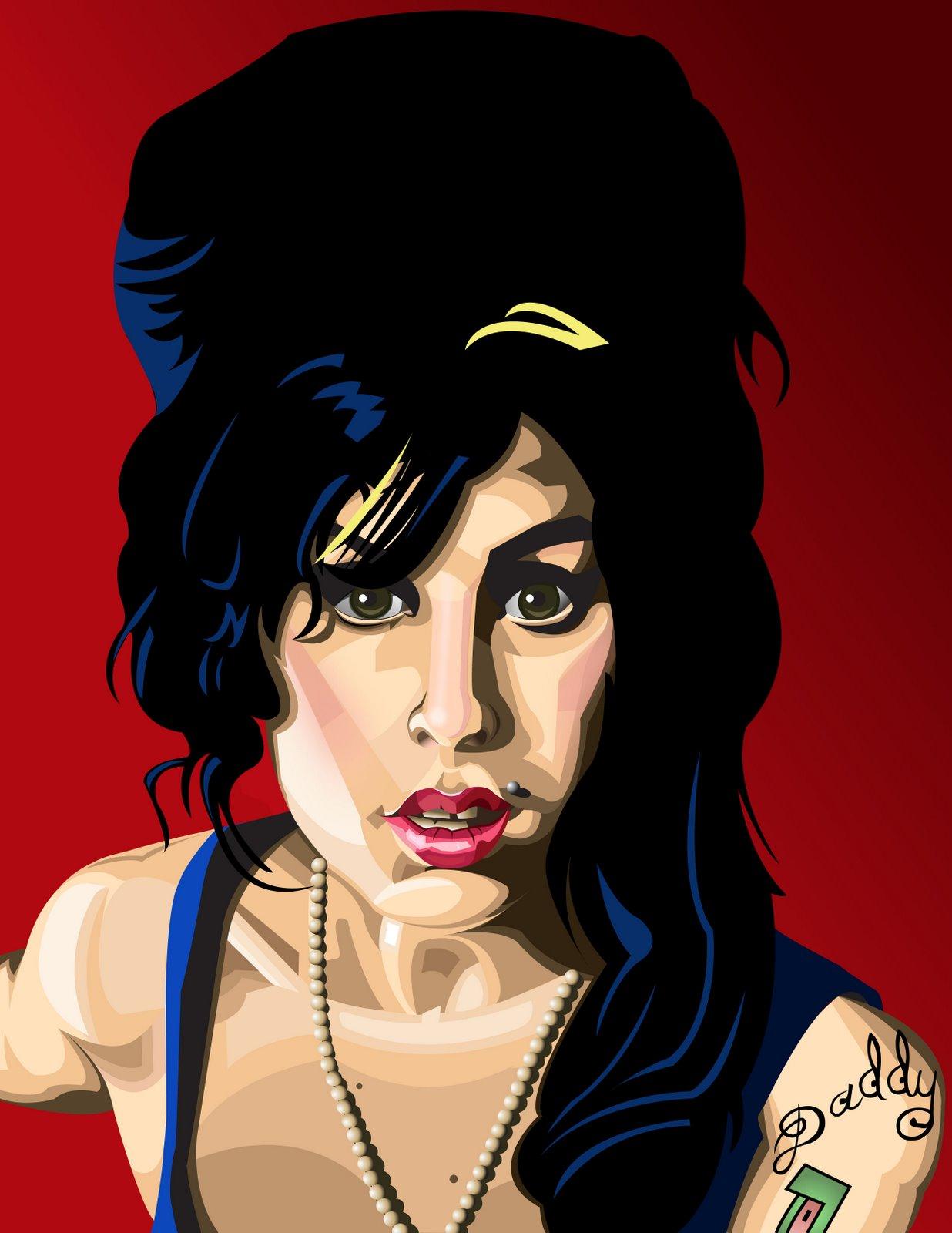 Amy Winehouse Amy Winehouse Fan Art 25518185 Fanpop