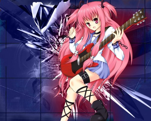 angel Beats wallpaper