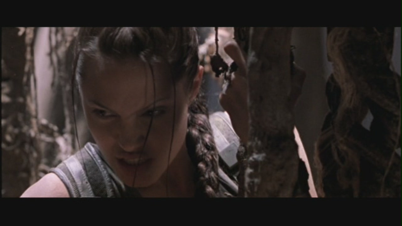 Angelina Jolie Naked Tomb Raider