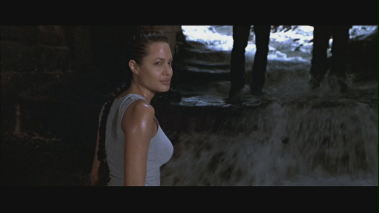 Angelina Jolie In Lara Croft Tomb Raider Angelina Jolie Image