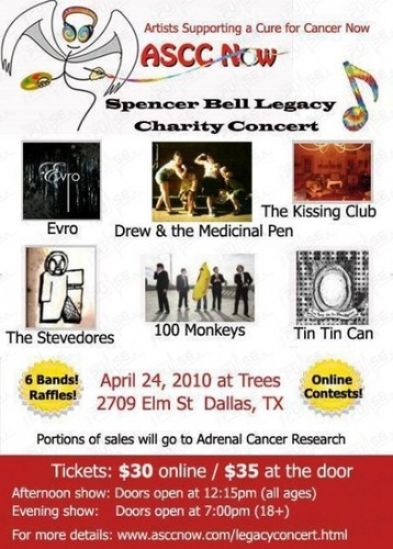 April 24, 2010 Charity konser