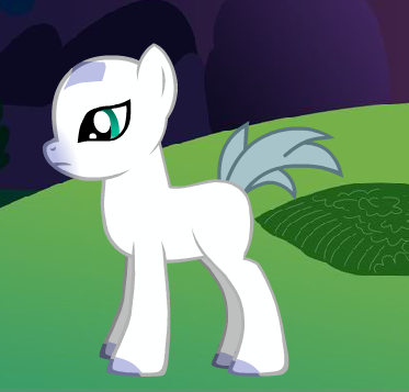 Avatar as a my little pony