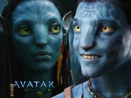Avatar wallpaper called Avatar jake and neytiri