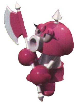 Axem Ranger rosa, -de-rosa