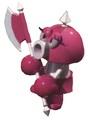Axem Ranger kulay-rosas